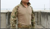 Wholesale long sleeve BDU Military Army shirt Multicam EM8567 Factory price
