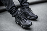 Wholesale 95 Sneakerboot Retro Running Shoes For Men Cheap Boots Trainers Sports shoes Men Sneakers euro