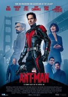 ants spray - 019 New Marvel Ant Man Paul Rudd Scott Art Silk Poster x36inch