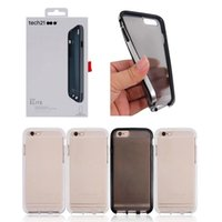 Wholesale Evo Elite Case for iPhone s Plus Ultra Thin Evo Mesh Classic Cases Cover for iPhone6