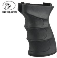 ak pistols - New Ergonomic design Nylon Tactical Pistol CYMA Grip Tactical PK Grip For AK Hunting Foregrip Black