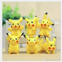 Wholesale 2016 New cm Mini Pikachu Plush dolls cartoon Poke go plush toys poke Stuffed animals toys Christmas toys
