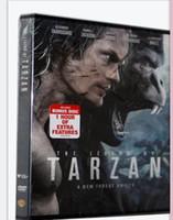 Wholesale The Legend of Tarzan Disc Set US Version Boxset New