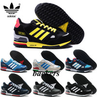 Wholesale Originals Adidas CasualShoes Original ZX Men Women Discount Brand Originals Classic Run Sneakers ZX750 Mens Size