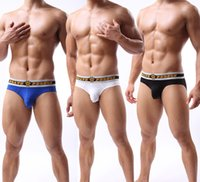army apperal - Mens Sports Sexy Underwear Brief Bikini underwear Soft Tight Shape Apperal Swimming Underwear