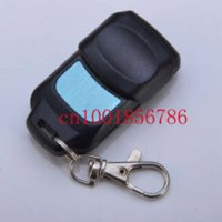 Wholesale Universal Wireless RF Remote Control Fixed mhz Frequency Duplicator cloning For Garage Door rf control remote