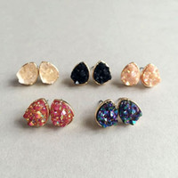 Wholesale Brand Jewelry Geometric Kendra Stone Earrings Scott Stud Earring Drop Kendra Scott Stud Earrings for Women