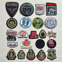 air force combat - Clothes DIY Embroidery Patch United States Air Force Iron On Army Tactical Patches Military Morale Armband Combat Badge