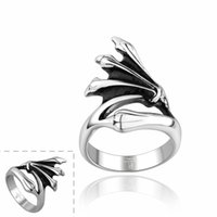 Wholesale New Fashion Punk Men Ring Punk Men Jewelry Sell Like Hot Cakes Individuality Hand of Demon Steel Men s Ring
