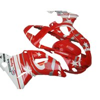 Wholesale 3Gifts New motorcycle Fairings Kits For YAMAHA YZF R1 r1 YZF1000 hot sell red cool