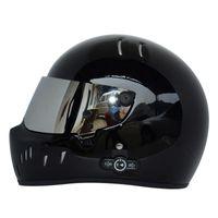 battery car life - Cardin long life battery car stereo Bluetooth helmet motorcycle helmet Fiberglass helmet ATV light black