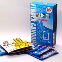 adult medical supplies - pack Condom Adult Supplies Female Masturbator Finger Condoms QQ Medical Ultrathin Condoms Preservativo FF0084