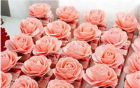 Wholesale 30Pcs Beautiful Pink Flower Candy Boxes Wedding And Party Favor Gift Box Birthdays Gifts