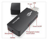 avi videos - Spy Cameras Mini DV U9 AVI Spy USB Flash Drive U Disk HD Hidden Camera video recorder with Motion Detection listen device