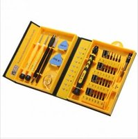 Cheap The original SHE.K 38 In 1 Professional Electronic Screwdriver Repair Tools Kit Box SK-9038A