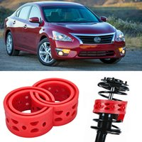 altima springs - Super Power Rear Car Shock Absorber Spring Bumper Power Cushion Buffer Special For Nissan Altima