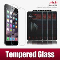 Wholesale Iphone S S SE Top Quality Tempered Glass Screen Protector for IPHONE Plus MM D