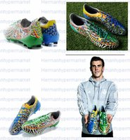b tattoos - 2015 New F50 Tattoo Love FG Soccer Shoes Messi Limited Edition Dragon TF Football Boots fultbal cleats