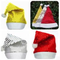 Wholesale New Christmas Decoration Hats Santa s hat Best Price Christmas Hat Santa Claus Hats Lovely Christmas Cosplay Hats Product Code