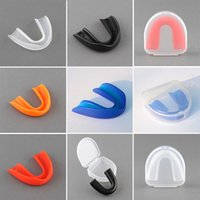 adult mouth guard - Adult Mouthguard Mouth Guard Oral Teeth Protect For Boxing Sports MMA Football Basketball Karate Muay Thai Safety