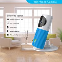 Wholesale The king of Home security wifi camera with night vision alarm sensor p