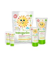 Wholesale Babyganics Mineral Based Baby Sunscreen Lotion SPF oz Tubes