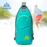 Wholesale Chest Bag High Quality Waterproof For Casual Outdoor Travel Hiking Sport x8x18 cm