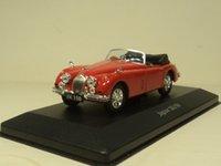 atlas cars - ATLAS JAGUAR XK Diecast car model