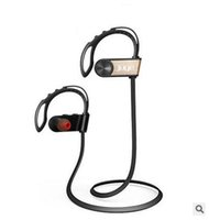 android music system - High Quality BH Ear Hang Sports Wireless Bluetooth Music headset headphones IOS system display power for ios Android