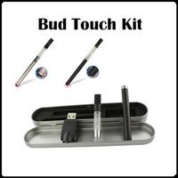 aluminium oil tank - Bud Touch CE3 Kit Vape O Pen Kit CBD Oil Atomizer Thread Tank CE3 BUD Touch Battery mah CE3 Aluminium box kit