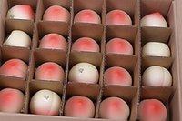 Wholesale Original Tony moly peach hand cream Moisturizing hydrating whitening Chirstmas