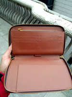 Wholesale Hot Sell and retail new pu Leather lady womens wallets purse card Holders kinds of colors