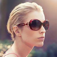 Wholesale New type leisure van ms perfect modelling sunglasses fashion street joker daily travel eyewear PC frame material uv protection