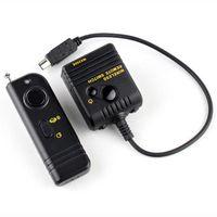 Wholesale WX2006 Digital Wireless Remote Controller Shutter Release for Nikon D600 D610 D7100 D7000 D90 D5200 D5100 D5000 D3200 D3100