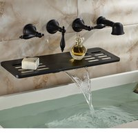 bathtub soap dishes - And Retail Multifunction Oil Rubbed Bronze Shower Faucet Bathtub Mixer Soap Dish Wall Mount