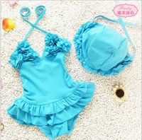 Cheap Bikinis Kid Baby Girls swimwear Best Girl Children's Day One-piece Bathing Swimwear