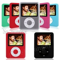 Wholesale Hot Slim Mini Portable quot th LCD Video MP4 Player With Micro SD Card Memory TF Slot Study