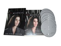 Wholesale New Arrival The Good Wife Final season DVD set US version Brand New Sealed DHL Shipping Factory Price
