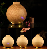 anion humidifier - 600mL Ultrasonic Air Humidifier Atomizing Anion Electric Aroma Diffuser Aromatherapy Air Humidifier Mist Maker for Home A