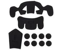 Wholesale FMA Protection Pad for EXF Style Fast Jump Military Helmet Paintball Wargame Helmet Cushion Pad Black