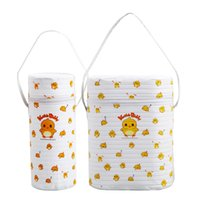 Wholesale Baby Single Double Insulation Bottle Bags Feeder Cover Storage Bags Baby Milk Bottle Chamber Bottle Walk in Bag Keep Warm Holders