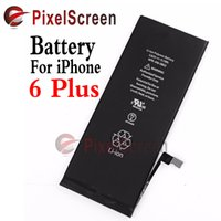 Wholesale Brand Original Replacement Li ion Battery For iPhone Plus inch V mAh Phone Battery Zero Cycle