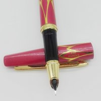 Wholesale The new office supplies grade purple red pen hand pen super skating students preferred free delivery of the world s pens are