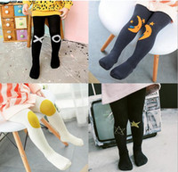 arrival leggings socks - 2016 halloween kids clothing socks Retail new arrival baby girls summer fashion hollow out pantyhose