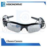Wholesale KSAD HD S12 Digital Video Sunglasses Recorder Camera with mp3 player Sunglasses DVR camcorder Camera Support SD Card