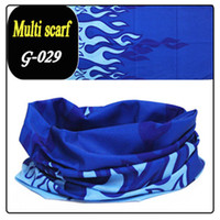racing sports caps - Outdoor Multifunctional Sport Scarves Cycling Scarf Summer Winter Sports Muffler Bike Mask Cap Cycle Racing Accessory Sport Magic Scarf Neck