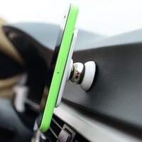 Wholesale 360 Degree Rotable Suporte Celular For Xiaomi Magnetic Car Phone Holer For Your Mobile Phone Mount For The Car Mobile Magnet