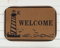 american flooring products - Home textile products text style printed indoor outdoor coral velvet floor mat carpet welcome door mats