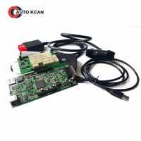 Cheap Wholesale-Tcs Cdp VCI NEC Relays Perfectly Works for B-M E90 60 61 TCS CDP PRO Plus V2016.03 Free Active VCI CDP With Bluetooth