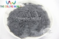 Wholesale Silver Black Color Pearlescent pigment pearl luster pigment Mica Powder DIY Nail Design Nail Polish g